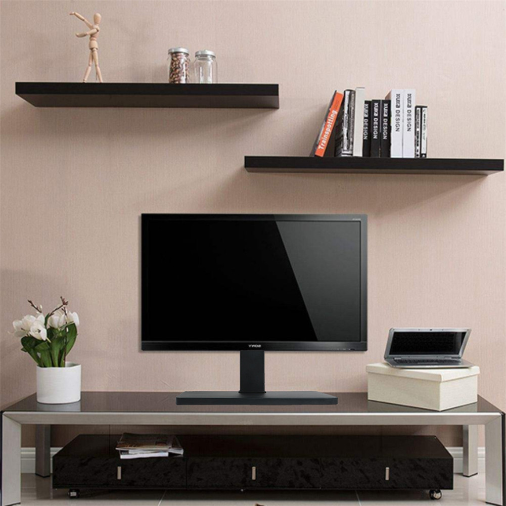 Universal Table Top Tv Stand With Bracket Lcd Led Plasma Vesa  # Photos Table Tv Led