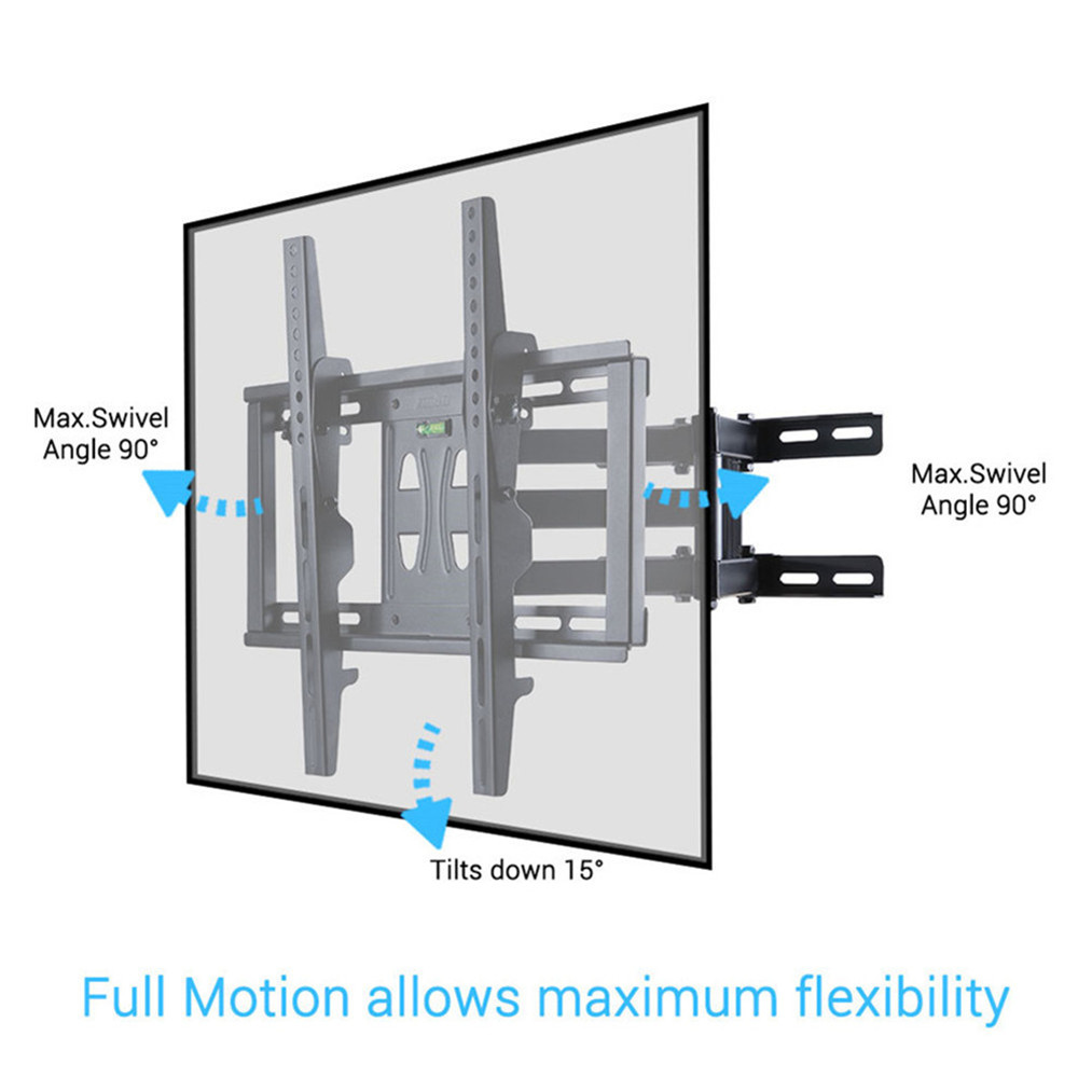 Tilt Swivel Cantilever Tv Wall Mount Bracket For Samsung