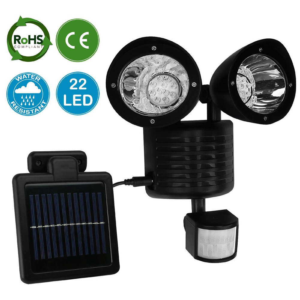 powered black security p by cob g solar led light mytopia lights