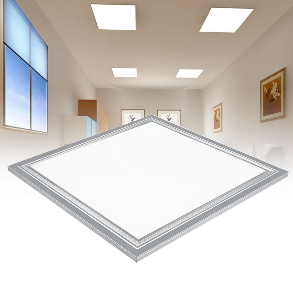 72w 36w 48w Square Thin Led Panel Ceiling Light Flat Tile