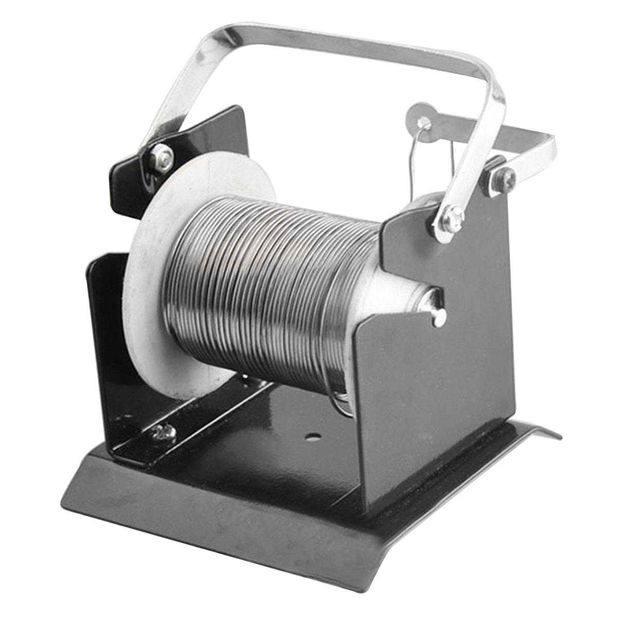 Soldering Stand Solder Wire Reel Spool Holder Base Feeder Spindle ...