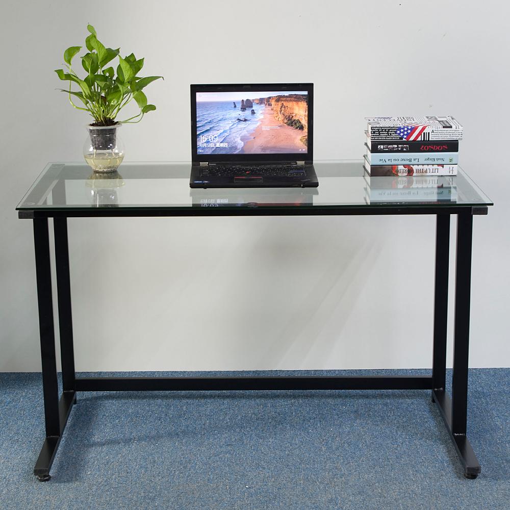 Modern Simple Stalinite Corner Computer Desk Home Office