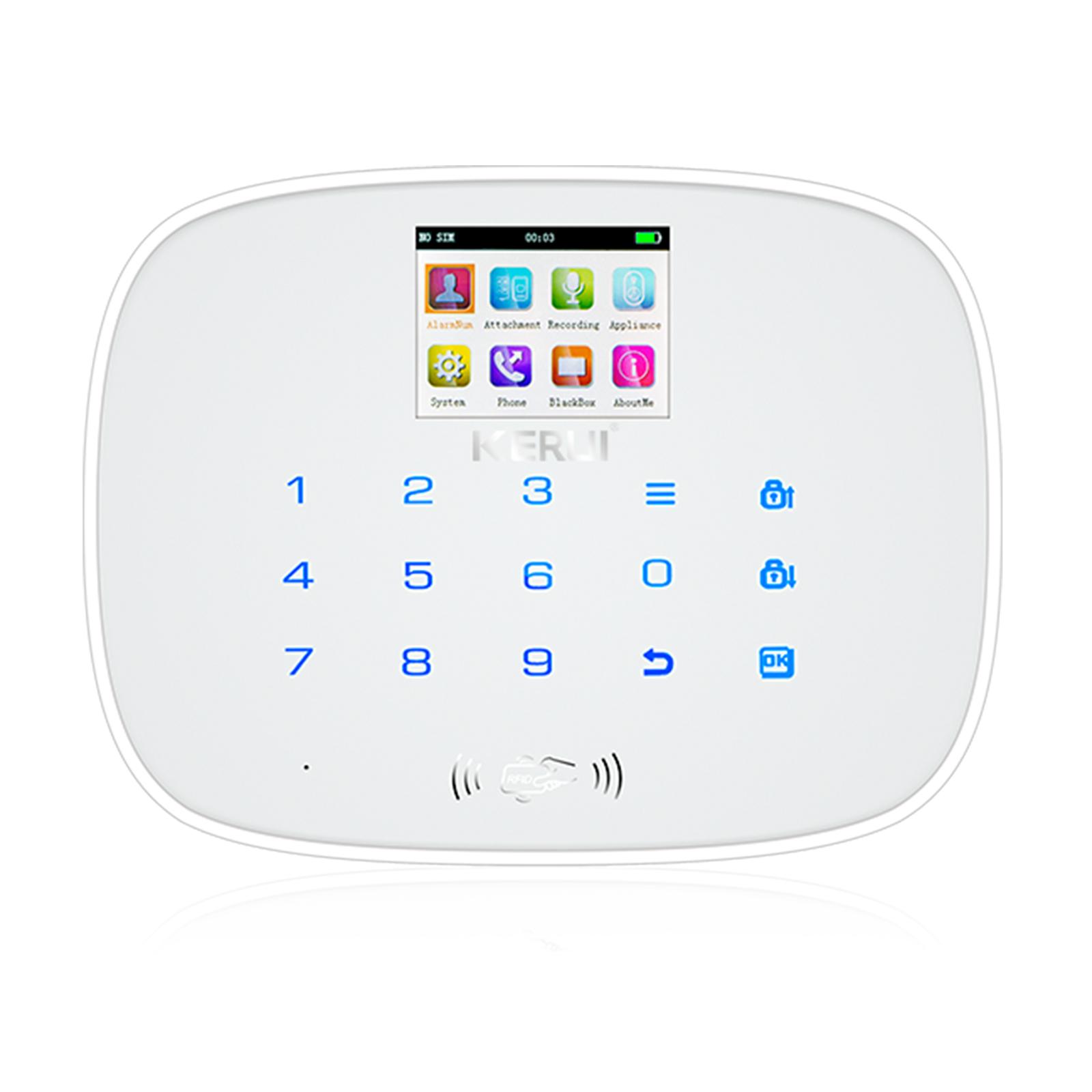 KERUI-All-Series-Alarm-Accessories-for-K7-W1-W2-G18-G19-W193-Alarm-System-Lot