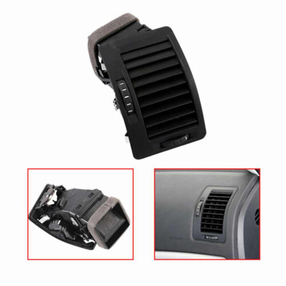 Left Right Dashboard Front Side Air Vent Outlet Fit For Skoda Octavia 2004-2013