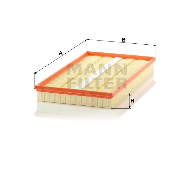 Original MANN-FILTER Luftfilter C 42 192//1 Air Filter