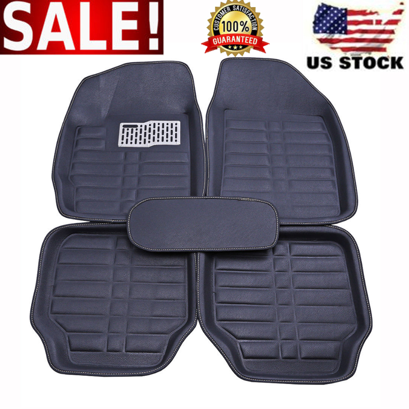 Waterproof Car Floor Mats FloorLiner Front/&Rear Carpet For Ford Edge 5 Seats 15+