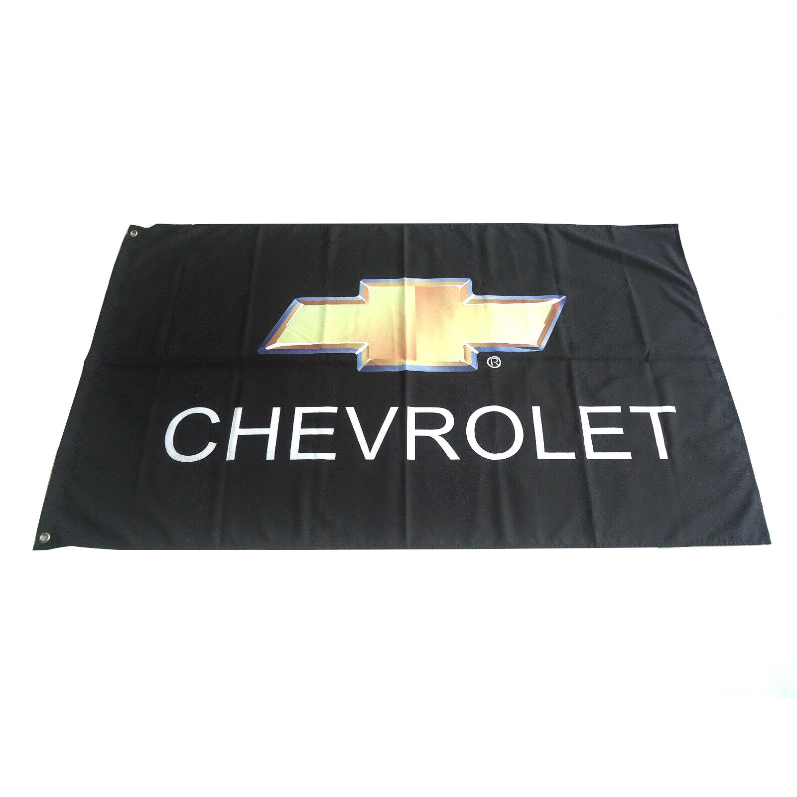 Banner Flag for Corvette Racing Flag 3x5 FT Black Wall Banner Shop Show Decor