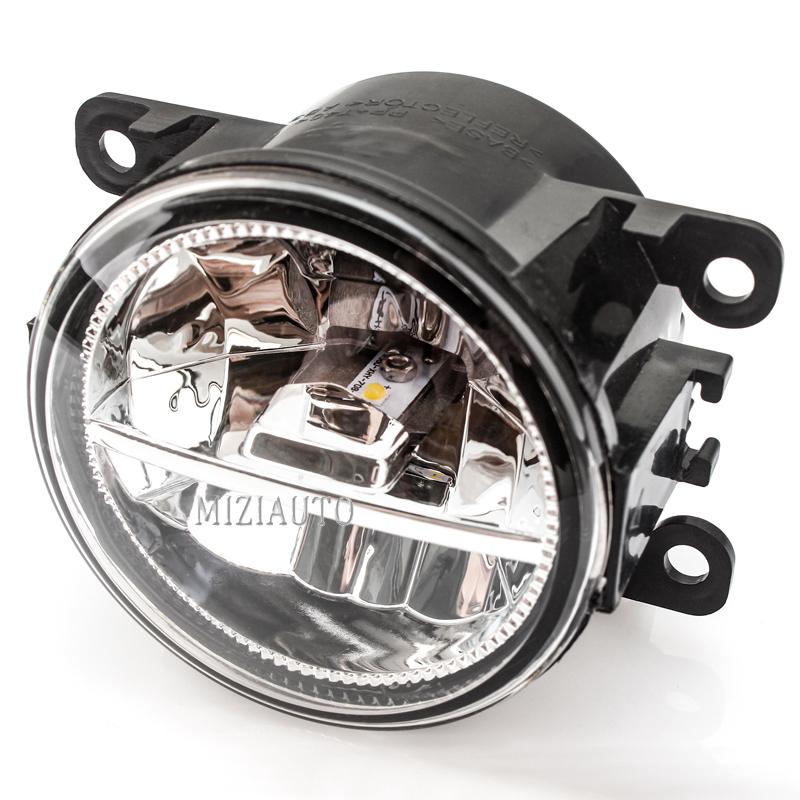 US LED Fog Light For ACURA TSX RDX TL For HONDA 12-15 CRV