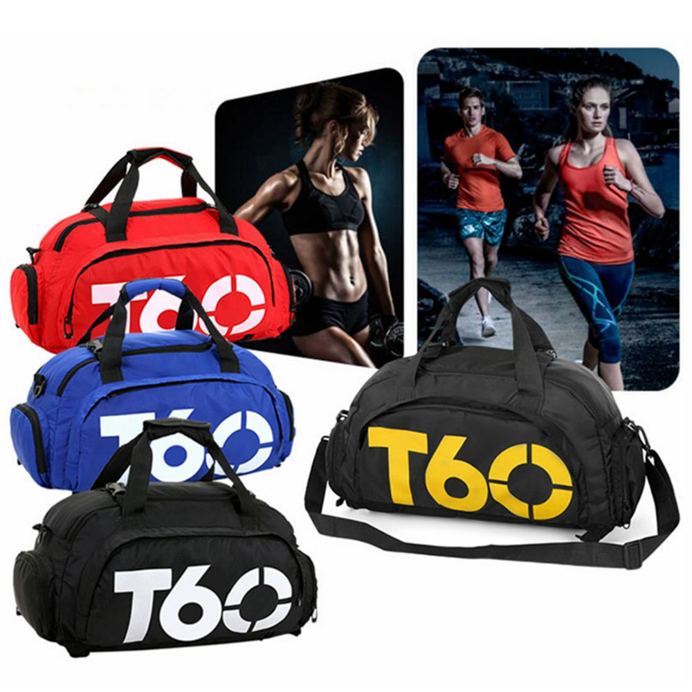 Waterproof Sports Gym Duffle Bag Travel Carry on Shoulder Handbag Luggage Large