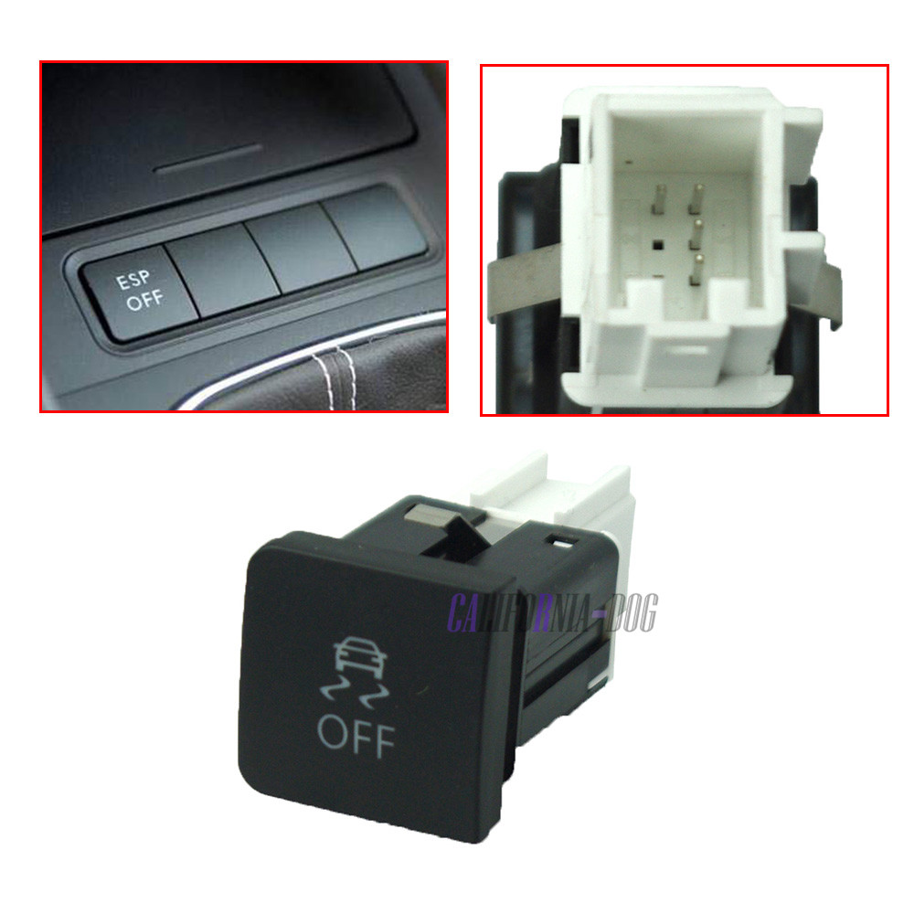 Details about New for VW GOLF MK6 JETTA MK5 EOS ESP SWITCH TRACTION CONTROL  BUTTON 5K0927117