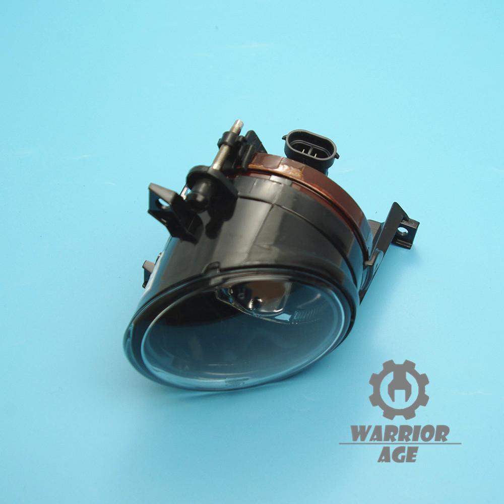Front Left+Right Side Halogen Fog Lamp Light For VW Caddy