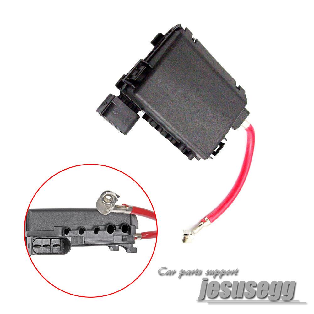 1Pcs OEM Battery Fuse Box Terminal For VW Golf Beetle Golf Jetta MK4  1J0937617D