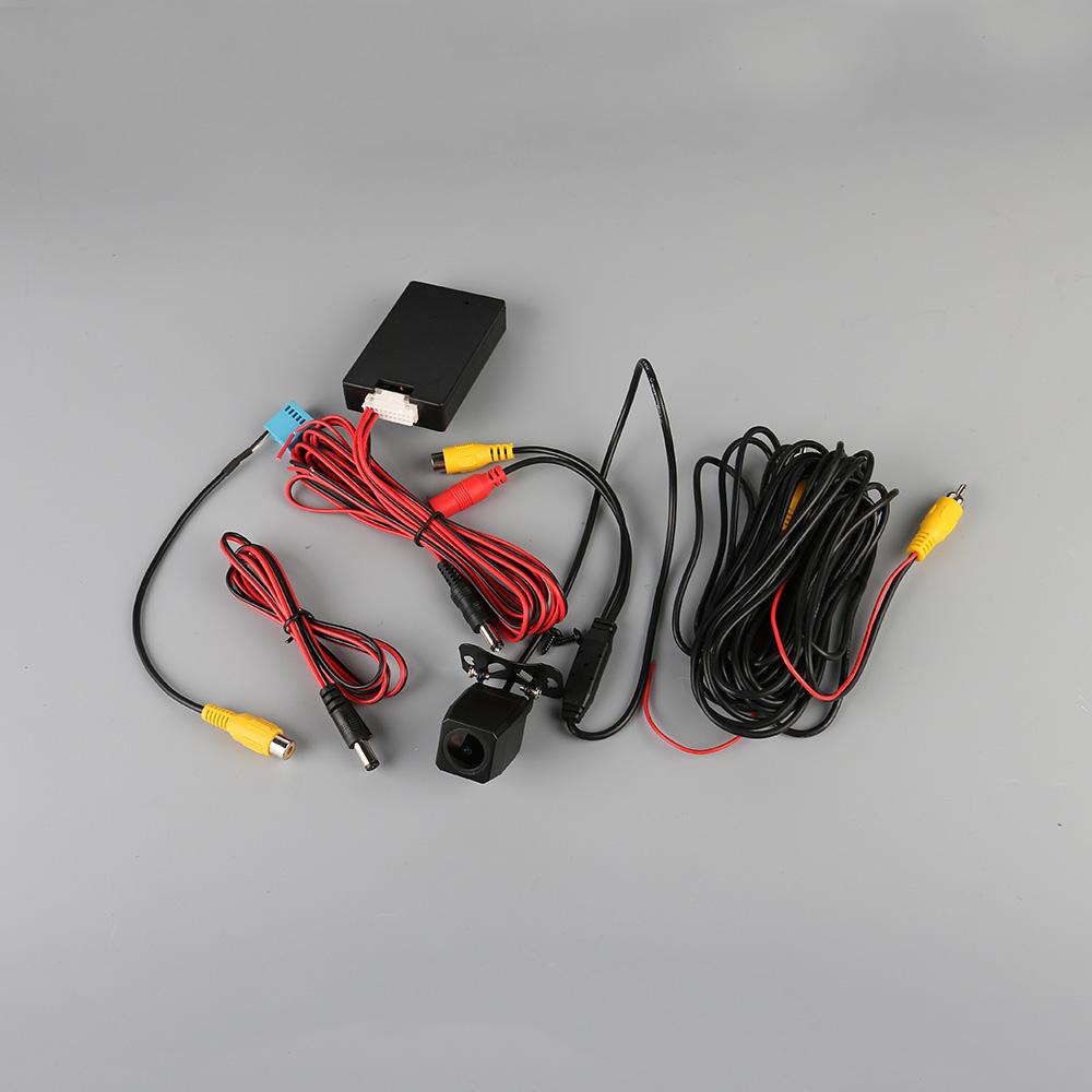 reverse car sicherung kamera relais filter. Black Bedroom Furniture Sets. Home Design Ideas