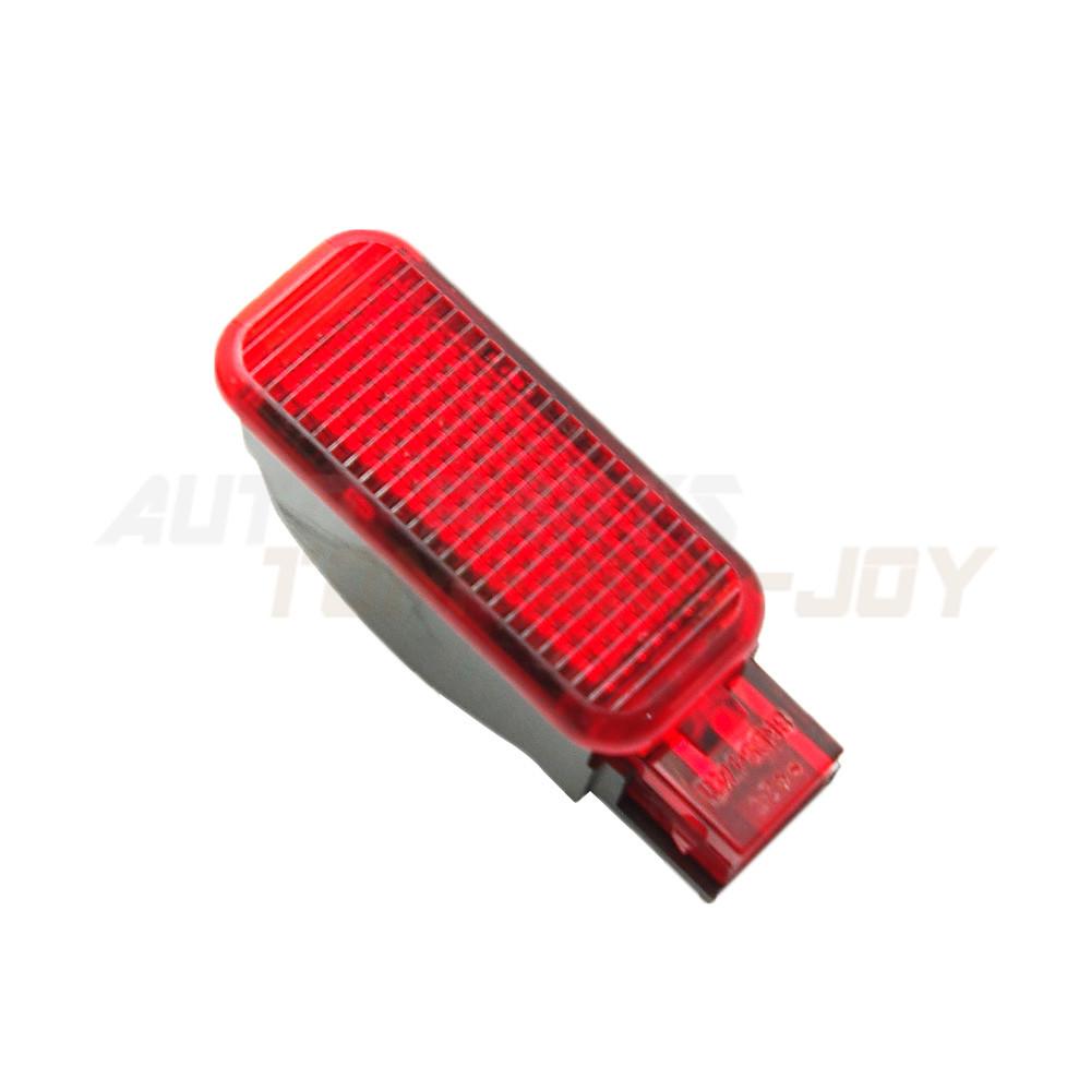 New Warning Door Red Lamp For Audi A3 A4 A5 A6 A7 A8 Q3 Q5