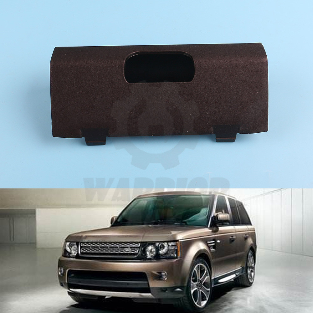 High for RANGE ROVER L322 06-09 FRONT BUMPER TOWING HOOK COVER