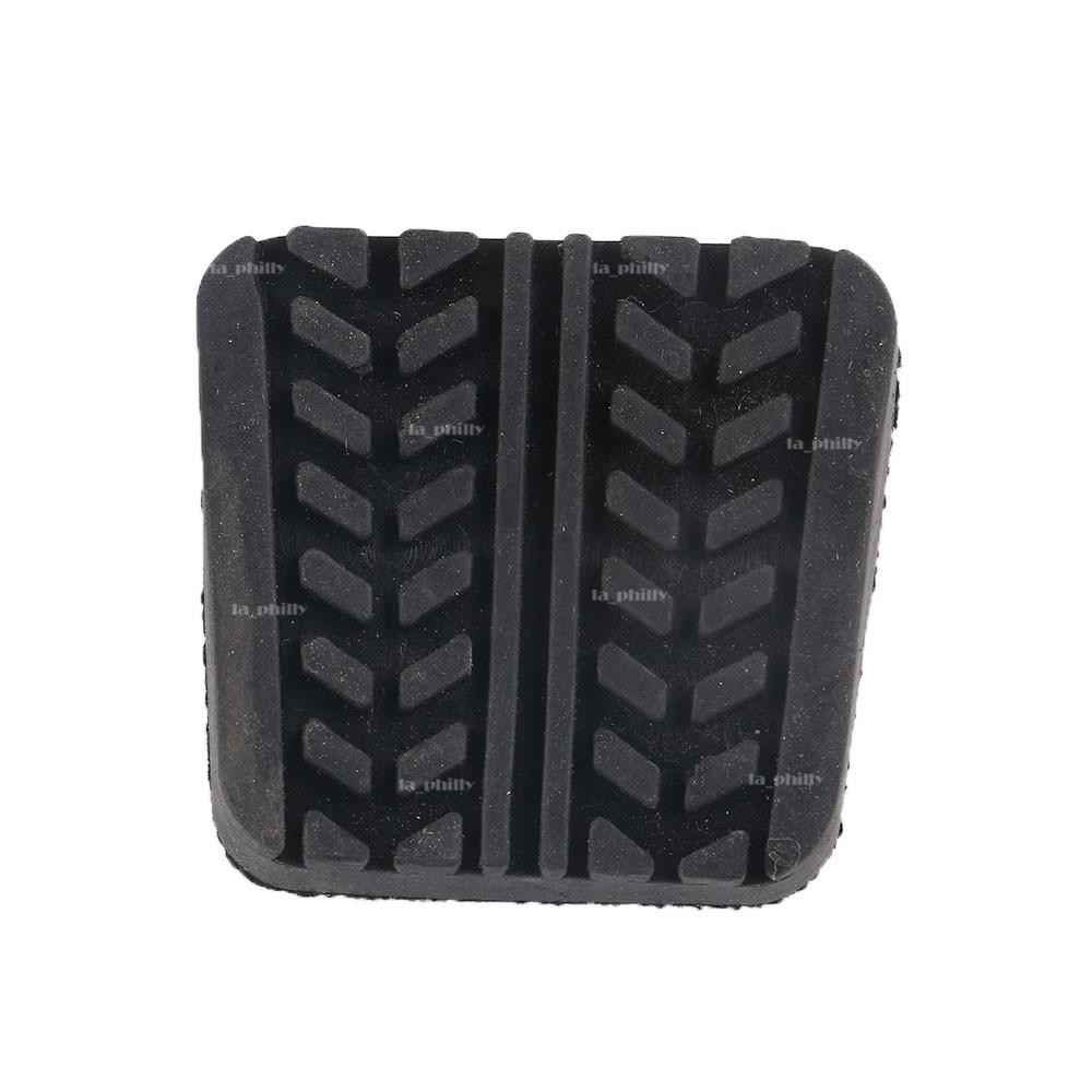 2 Pcs Brake Clutch Pedal Pad for Mazda 323 929 B2000 B2200 B2500 BT-50 MX6 RX7
