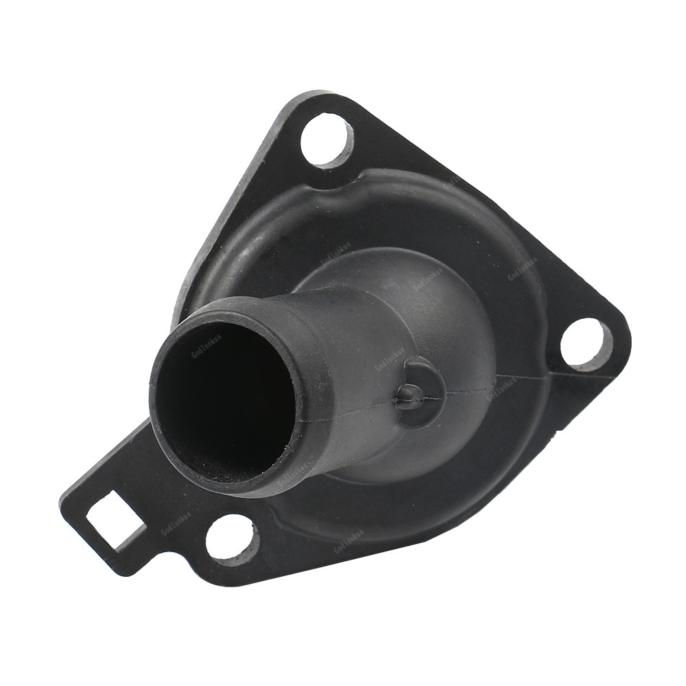 Water Thermostat Housing Neck Coolant Inlet Flange For 06