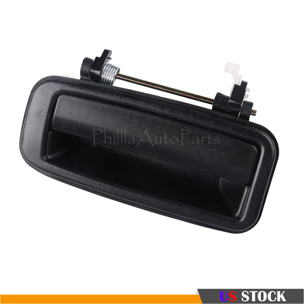 Fit For Hyundai Accent 95-99 Outside Door Handle Black Rear Left NEW 83650-22000