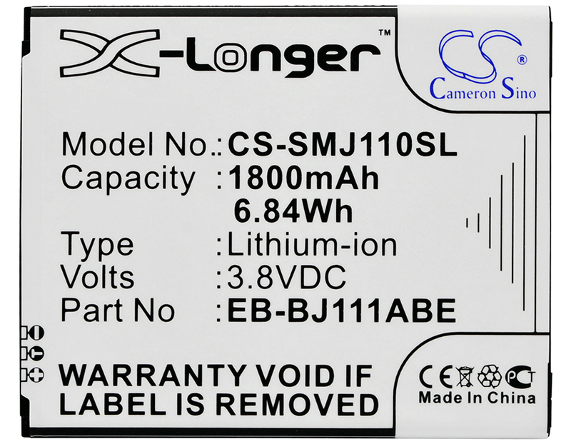 Details about EB-BJ111ABE Battery for Samsung Galaxy J1 Ace VE Duos  SM-J111M/DS SM-J111F/DS