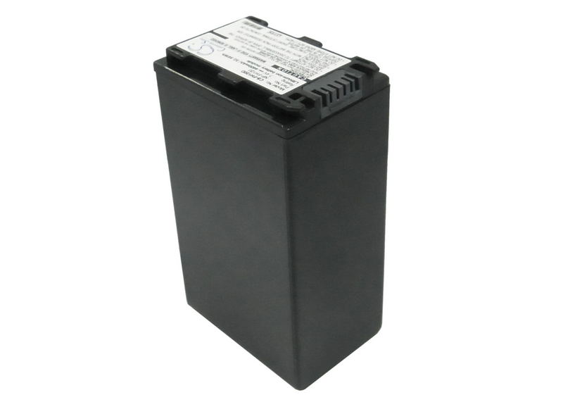 Bateria para Sony dcr-sr30 dcr-dvd710 dcr-dvd105 hdr-cx11 dcr-dvd810 4400mah