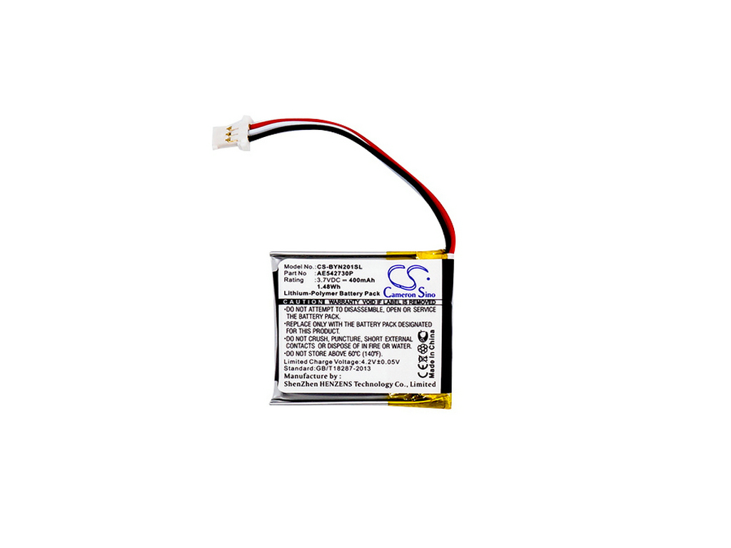 new battery for bushnell neo ghost neo ghost 2015 368224 replace ae542730p 3 70v 4894580082619