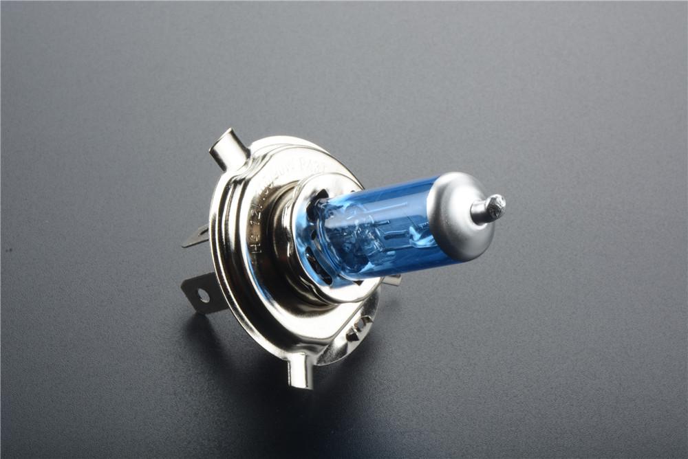 Fits Kawasaki Ninja ZX-6R//RR ZX-7R Vulcan 88 Super White Headlight Bulb Lamp