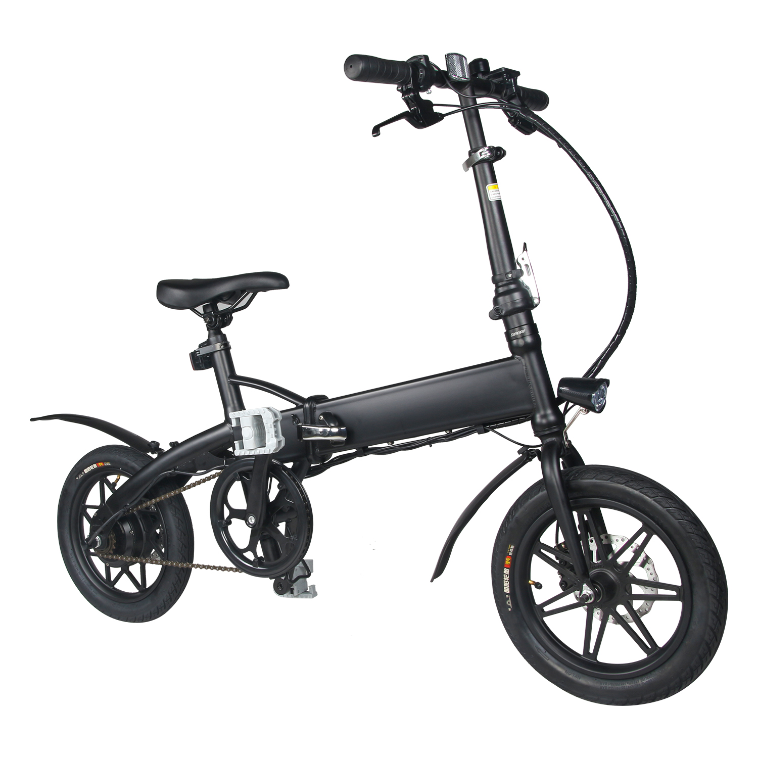 e city bike 14 v lo lectrique pliable moteur bicyclette 36v 4ah 250w ebay. Black Bedroom Furniture Sets. Home Design Ideas