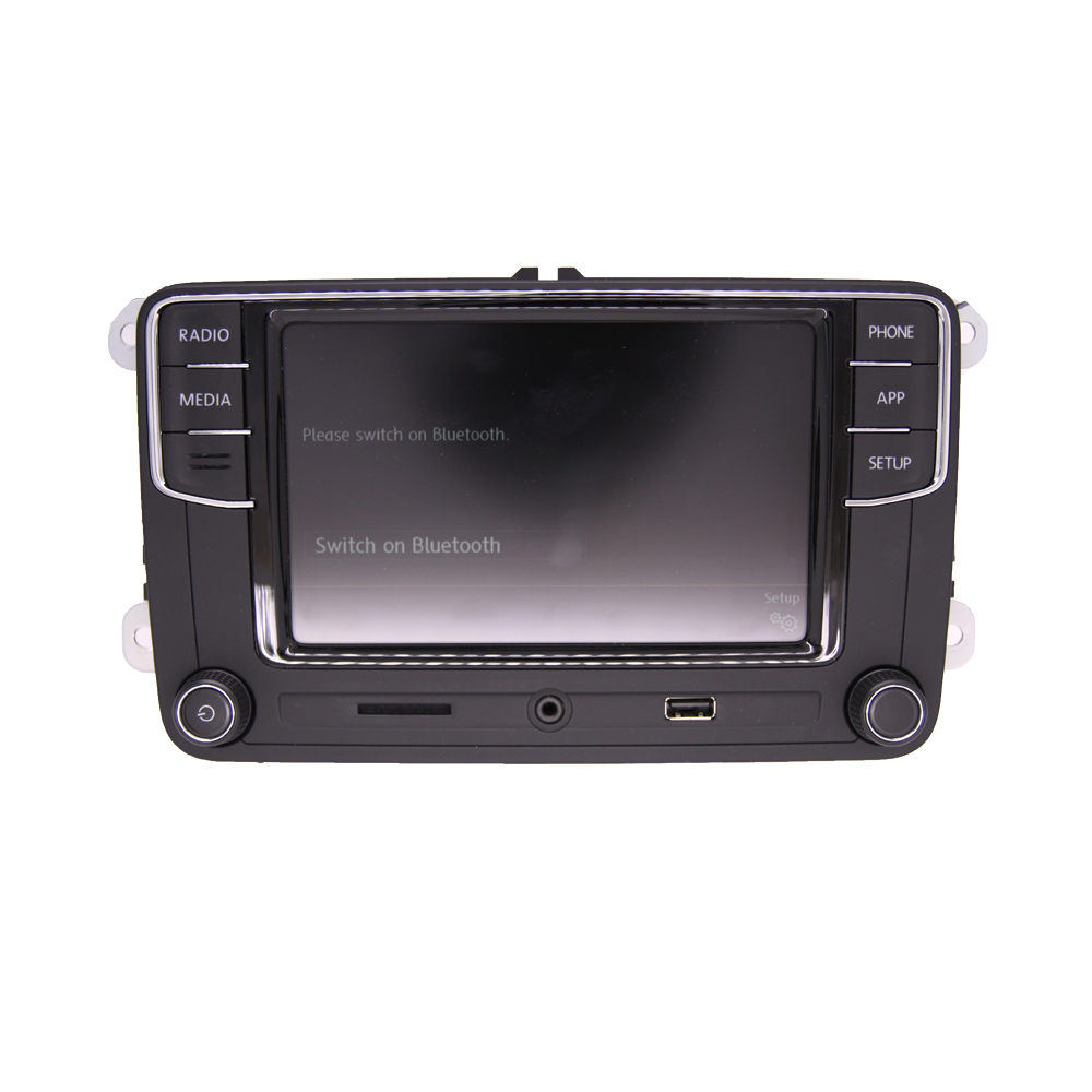 6 5 autoradio rcd330 carplay mirrorlink bt rvc pour vw. Black Bedroom Furniture Sets. Home Design Ideas