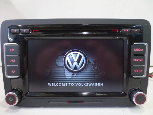 car stereo radio bosch rcd510 rds aux 6cd vw golf passat. Black Bedroom Furniture Sets. Home Design Ideas