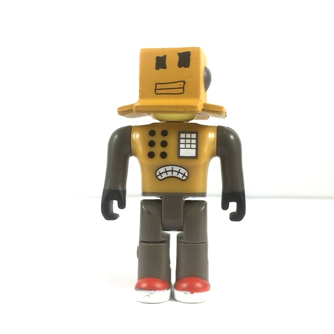 rare roblox mr robot series 1 mystery action figure toy no code