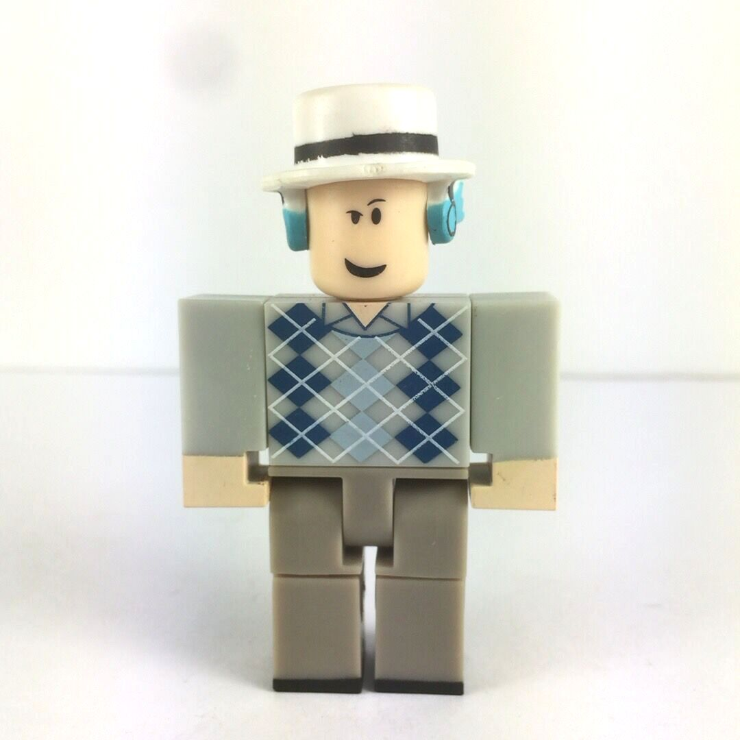 Roblox Series 3 Patient Zero Mini Figure Without Code No Packaging - Rare Roblox Aesthetical Mini Action Figure Mystery Toy No