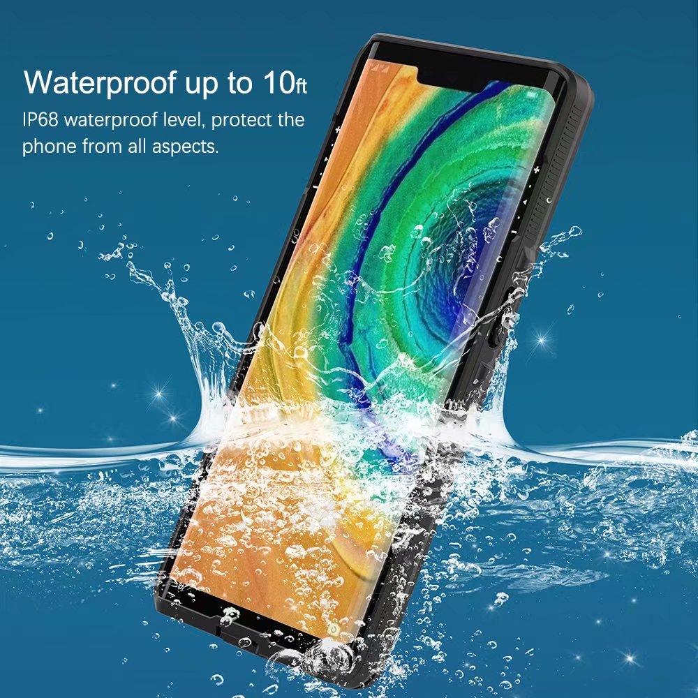 Waterproof Snowproof Shockproof 360° Full Case Cover for HuaWei ...