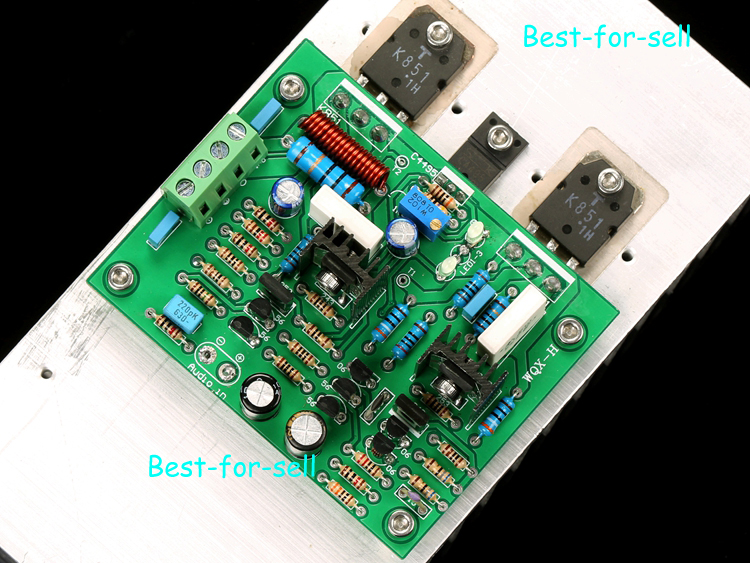 LM3886 BTL 1.0 Full Balance Pure After Amplifier Board Kits Large Power 120W