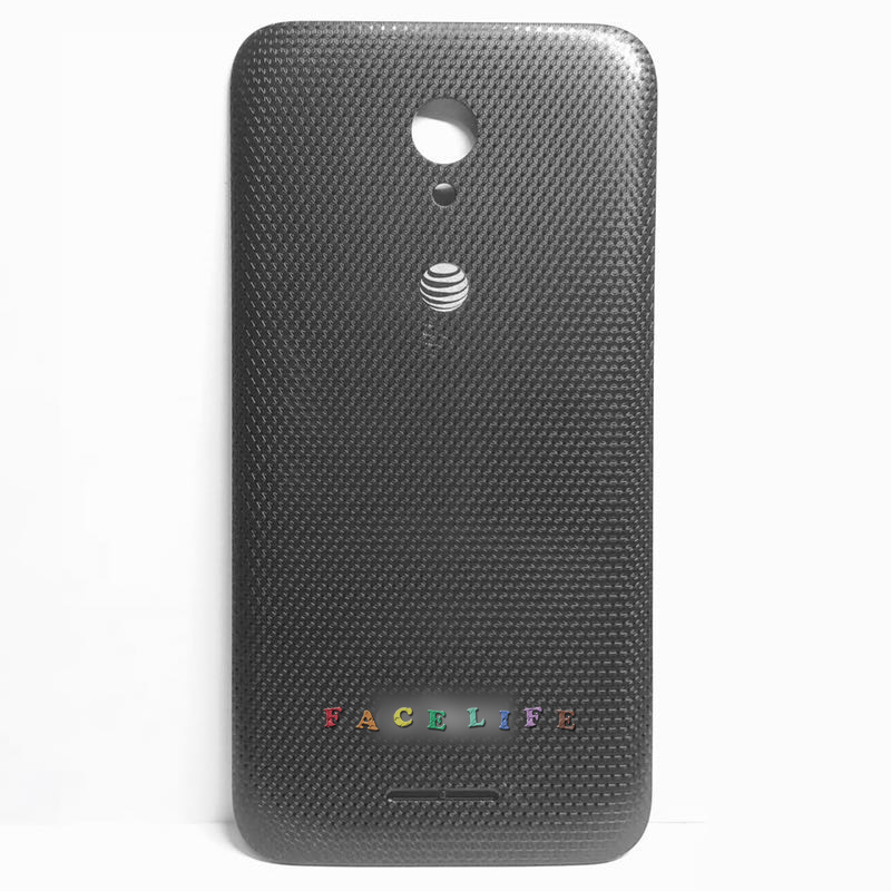 Details about Black Rear Battery Back Door Cover For Alcatel CameoX 5044R  4G LTE AT&T