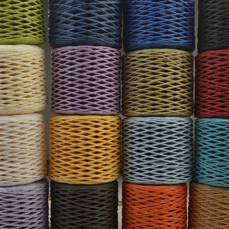 Artificial Paper Raffia Cord Craft Twine Rope String Craft Scrapbook 20 Meters