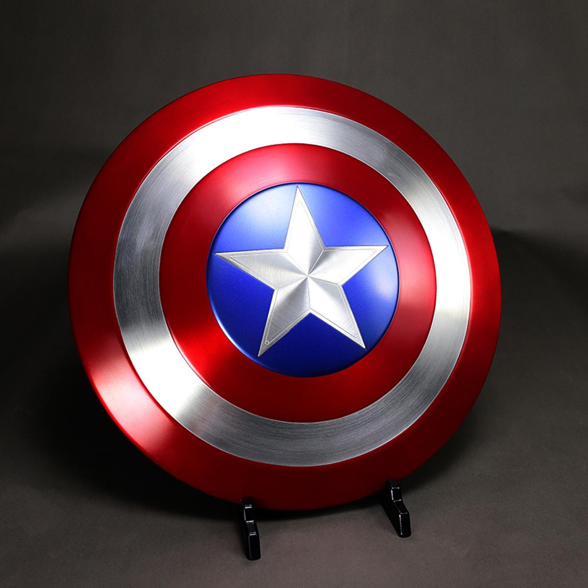 Details About Cool 11 The Avengers Captain America Shield Strong Metal Made Wood Box Ct1lhj