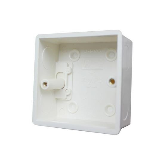 up dose einbaudose unterputzdose 77 77mm montagedose f r. Black Bedroom Furniture Sets. Home Design Ideas
