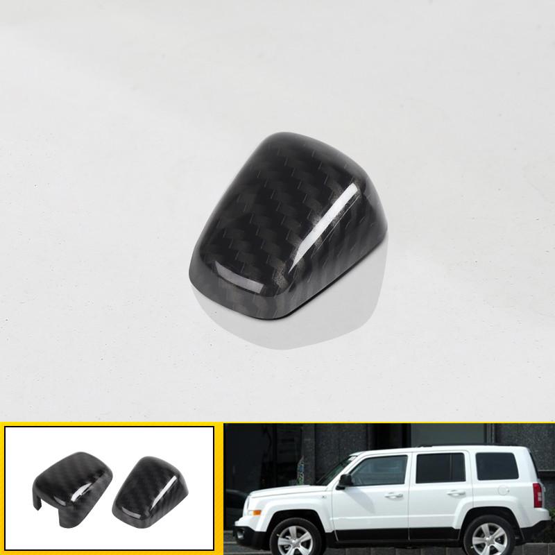 1X For Jeep Patriot 2011-2015 Interior Chrome Rear Reading Light Lamp Cover Trim