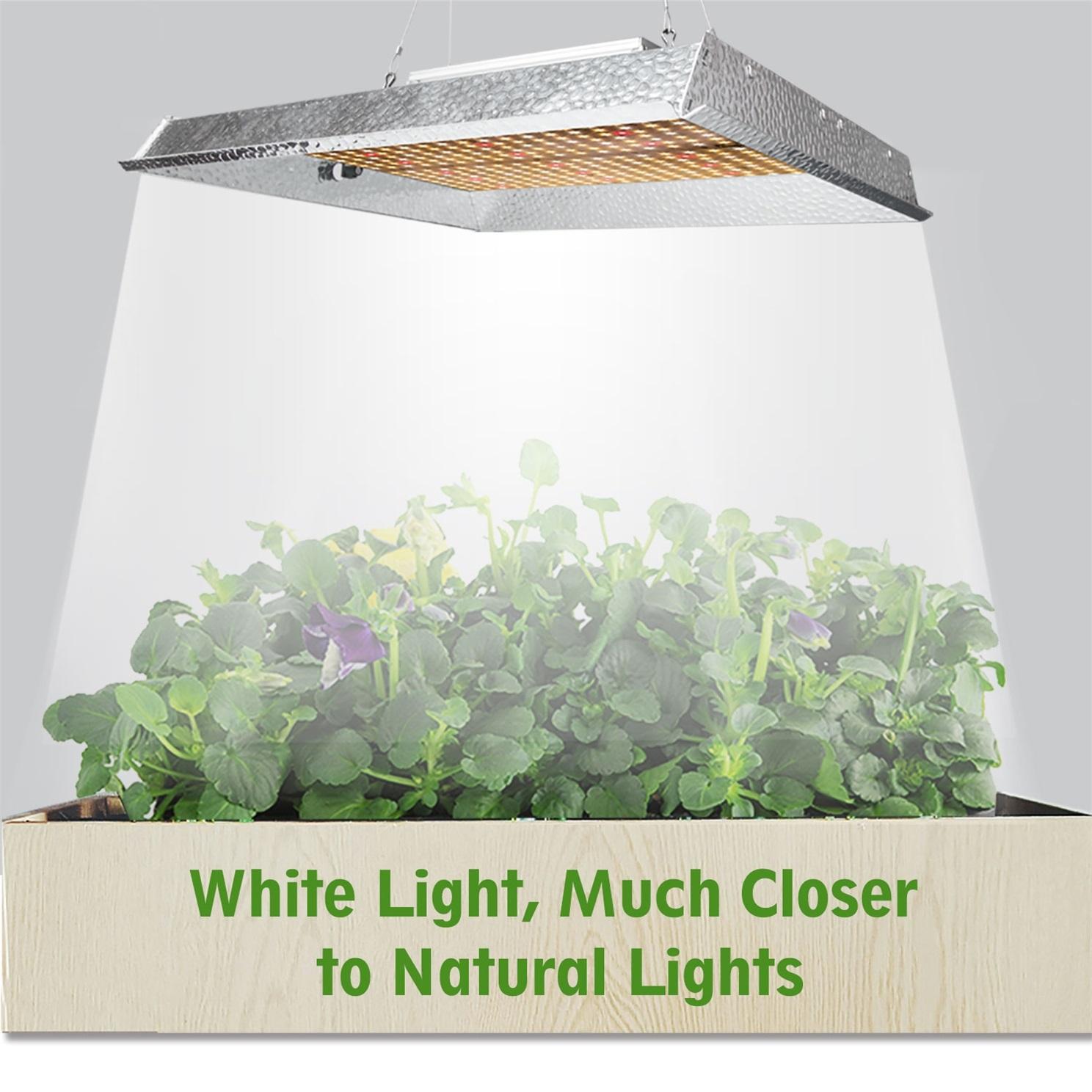 Mars Hydro Ts 1000w 2000w Led Grow Light Indoor Plants Veg