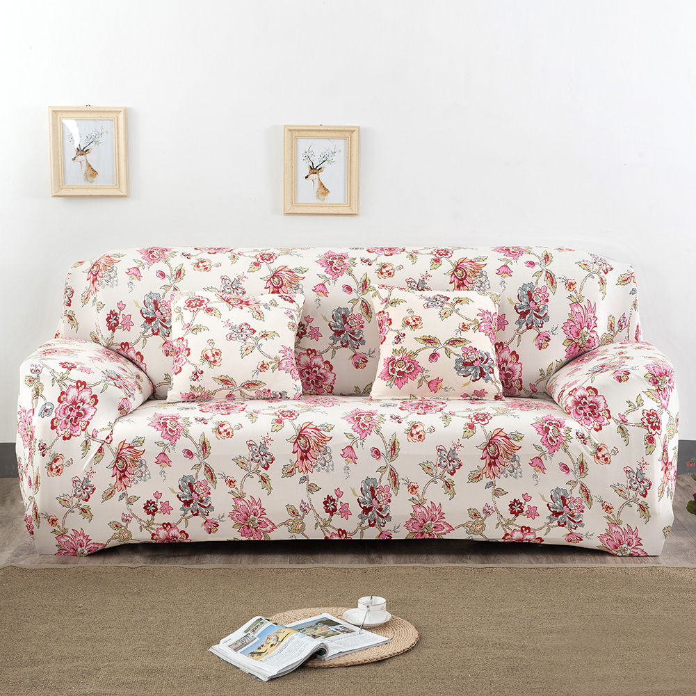 T Shaped Sofa Covers: L-Shaped Stretch Sofa Covers Chair Cover Couch Sofa