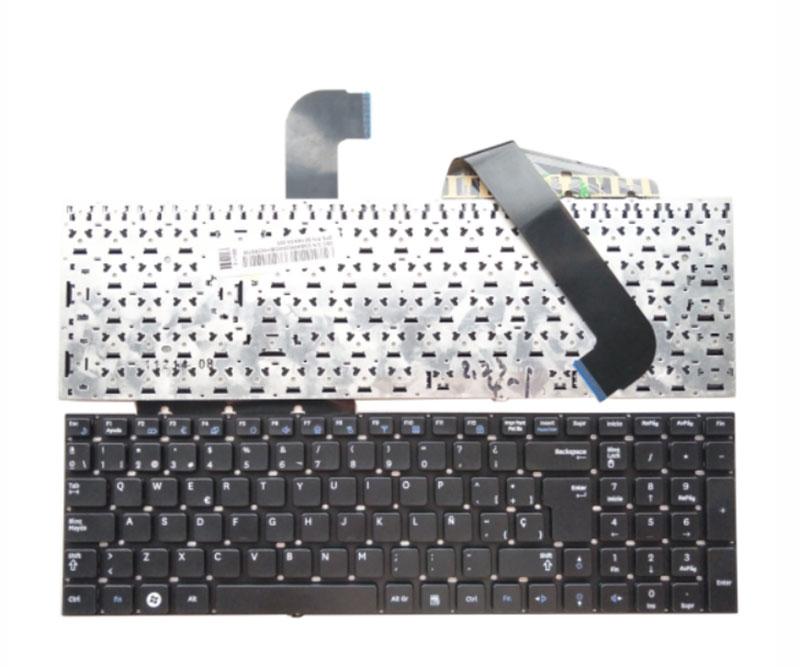 For Samsung Np Rf710 Rf711 Rf712 Black Sp Spanish Laptop Keyboard Ebay