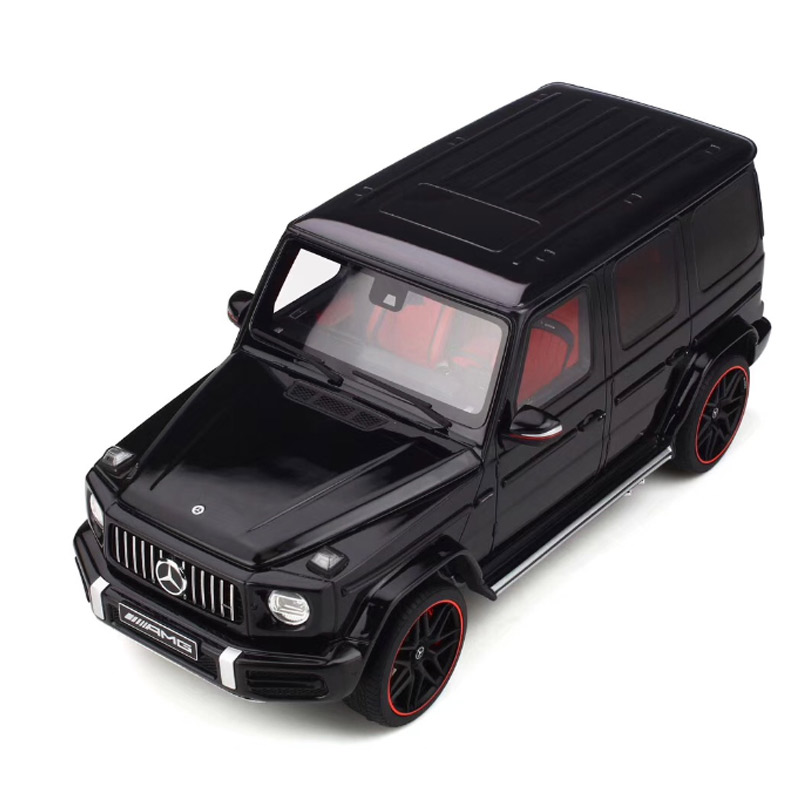 GT Spirit 1:18 2019 Mercedes-Benz AMG G-Class G63 SUV Car