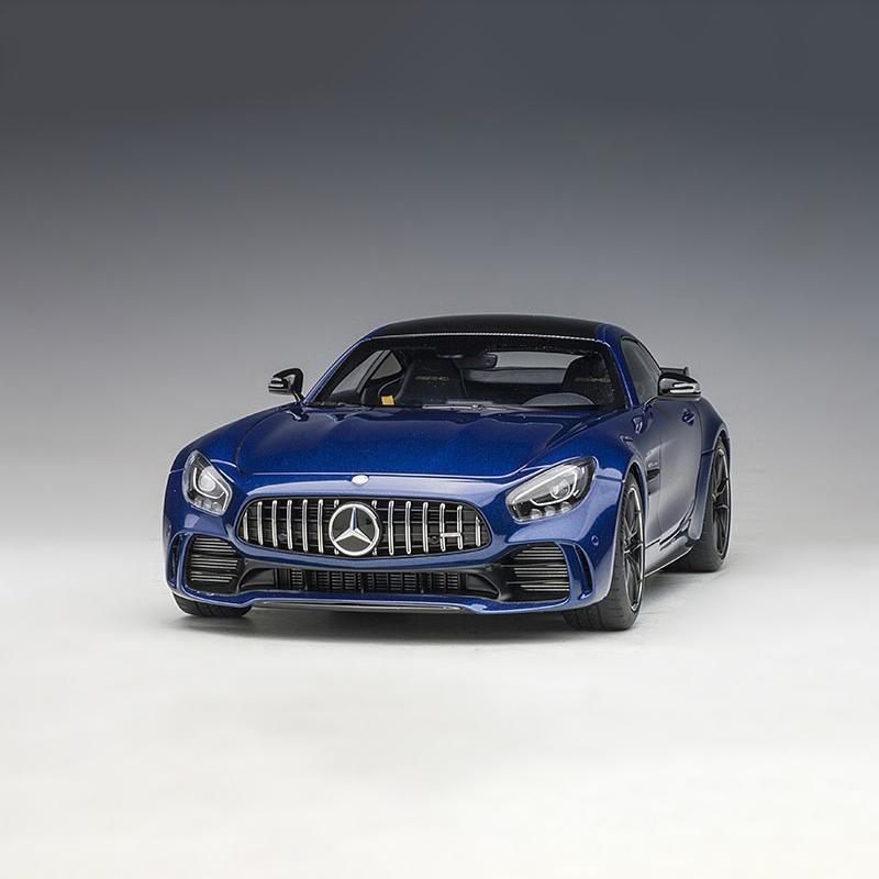 Sport Car Collections Jayde Mercedes Benz Customized: 1:18 Mercedes-Benz AMG GT R AUTOart Diecast Car Model
