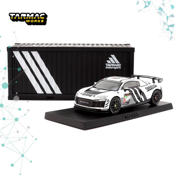 Audi r8 escala 1:64 de Bburago
