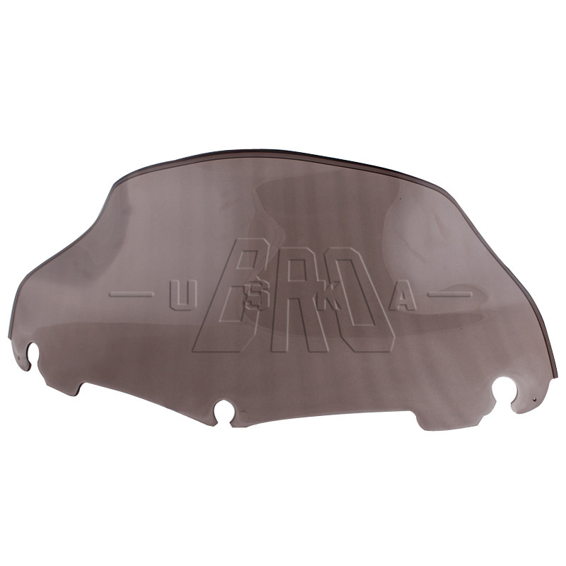 Light Smoke 9 Quot Windshield For Harley Electra Street Glide