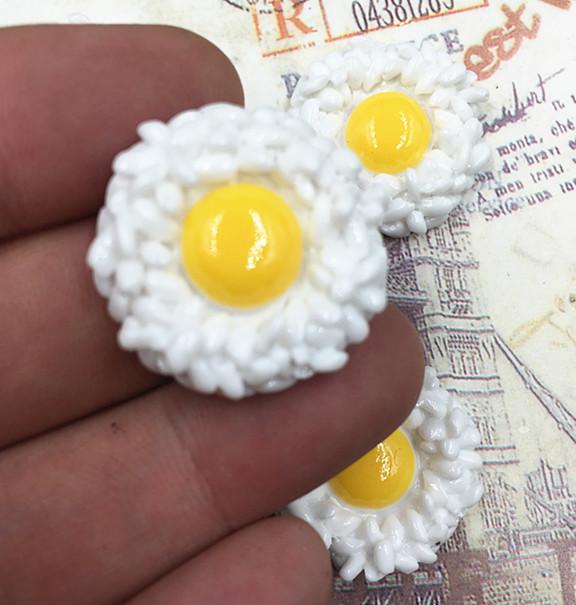 DIY 4//20//40//80PCS White Rabbit Cake Flatback Resin Cabochon Scrapbooking//Crafts