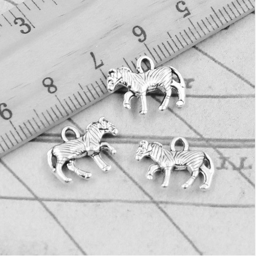 8pcs Jewellery Making Bird House Charm Pendant Tibetan Silver 15x12mm Crafts