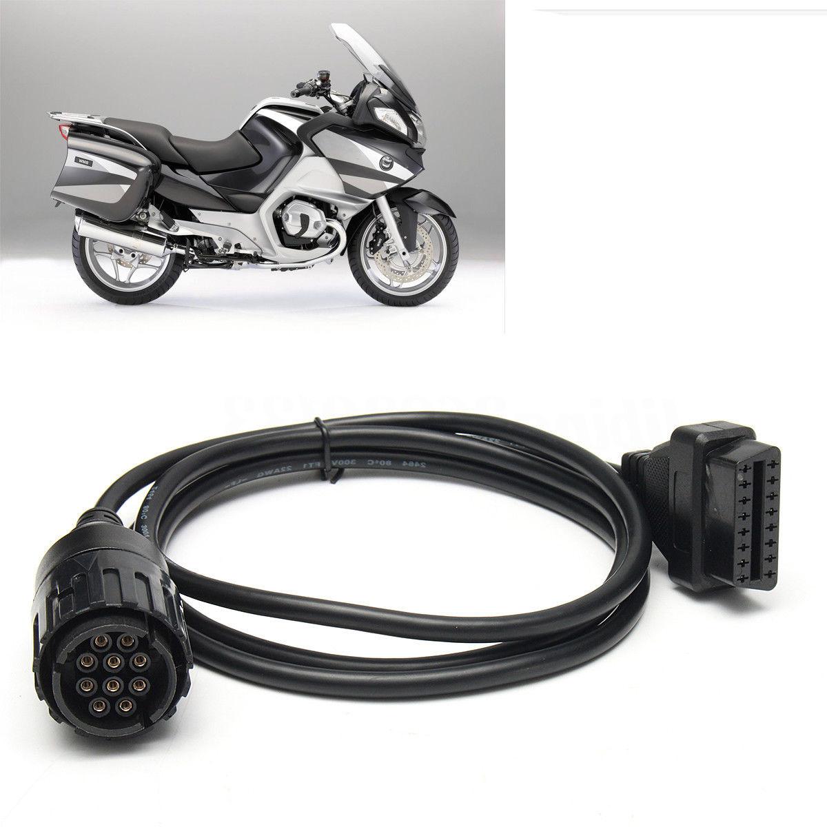 obd2 diagnose adapter kabel stecker f r bmw icom d. Black Bedroom Furniture Sets. Home Design Ideas