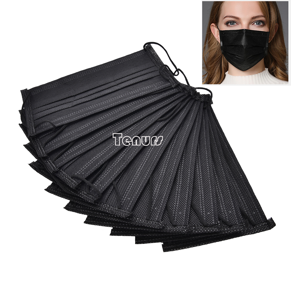 dust mask black disposable