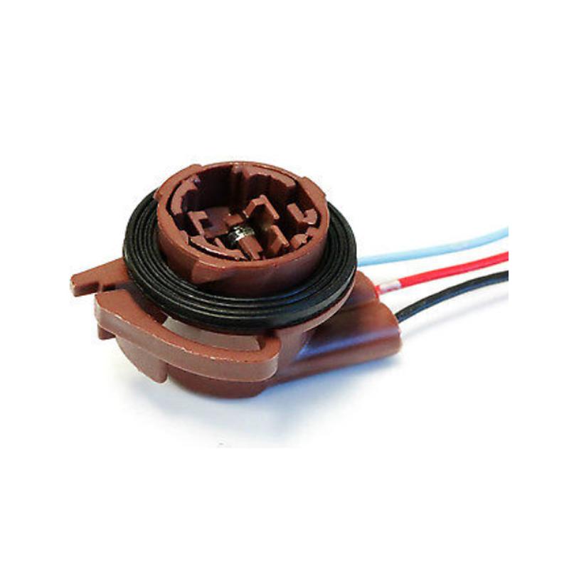 2pcs 3157 4157 Type Socket Led Bulbs Turn Signal Brake